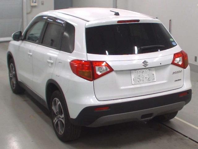 Suzuki Escudo 2016 год, объем 1.6 л, 117 л.с.
