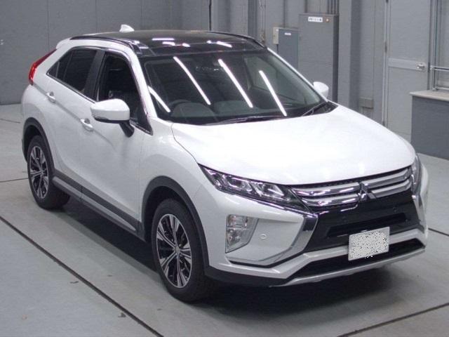 Mitsubishi Eclipse Cross 2018 год, объем 1.5 л, 150 л.с.