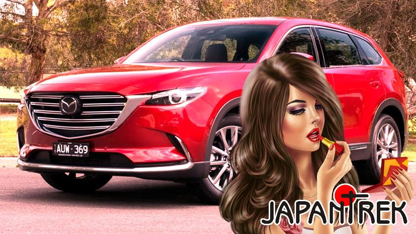 Аукционы Японии Mazda CX-9 Мазда СХ-9