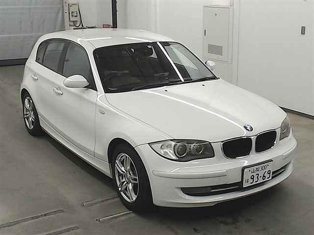 BMW 1 Series, 1.6 л, 122 л.с