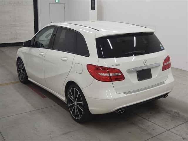 Mercedes Benz B Class, 1.6 л, 122 л.с
