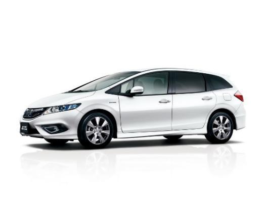 Honda Jade - cмесь универсала и минивэна
