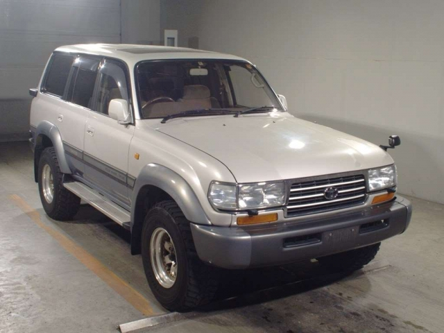 Toyota Land Cruiser HDJ81 1989 -1997г