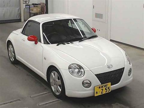 Daihatsu Copen без пробега за 600000руб