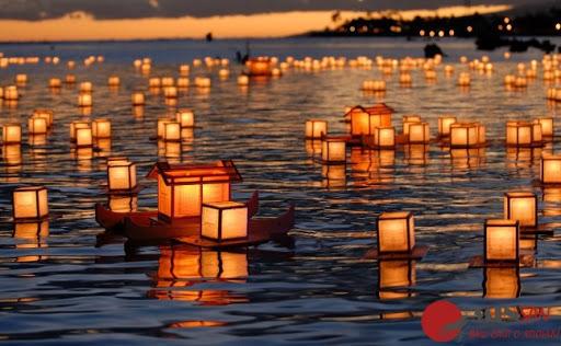 ОБОН в Японии с 11 по 16 августа