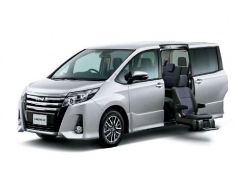 Toyota Noah 2014г - 1200000 рублей