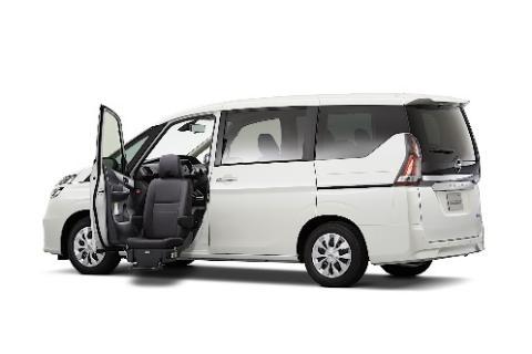 Nissan Serena 2014г - 1000000 рублей