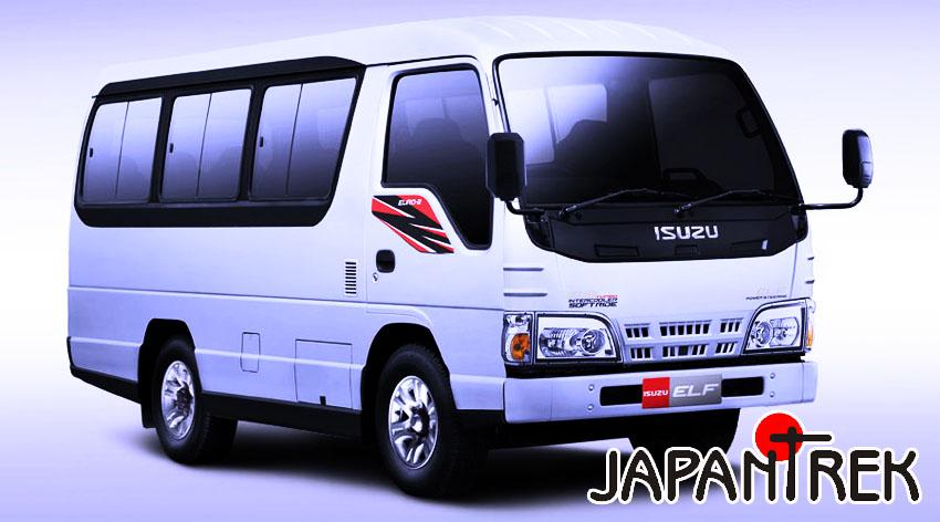 Аукционы Японии Мазда Бонго