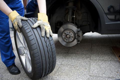 В России стартует эксперимент по маркировке шин и покрышек