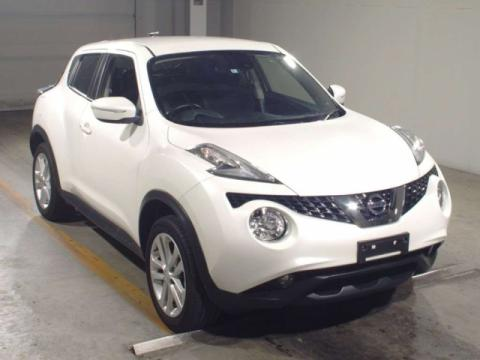 Nissan Juke 2015 год, объем 1.5 л, 114 л.с.